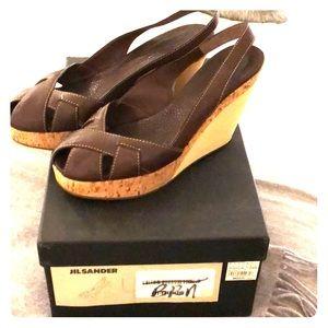 Jil Sander calzature donna shoe